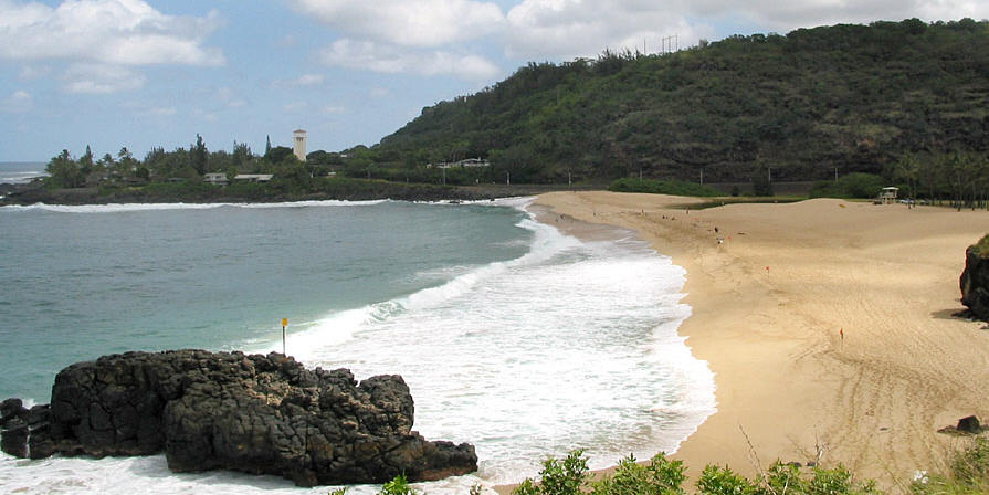 Waimea Bay-North Shore of Oahu, Hawaii